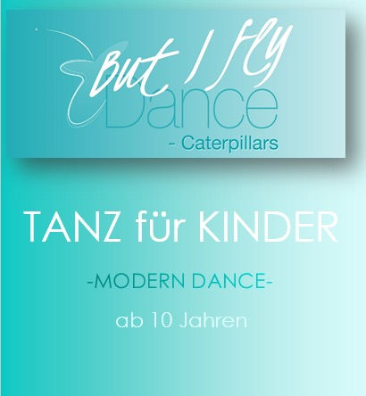 But I Fly Dance - Caterpillars