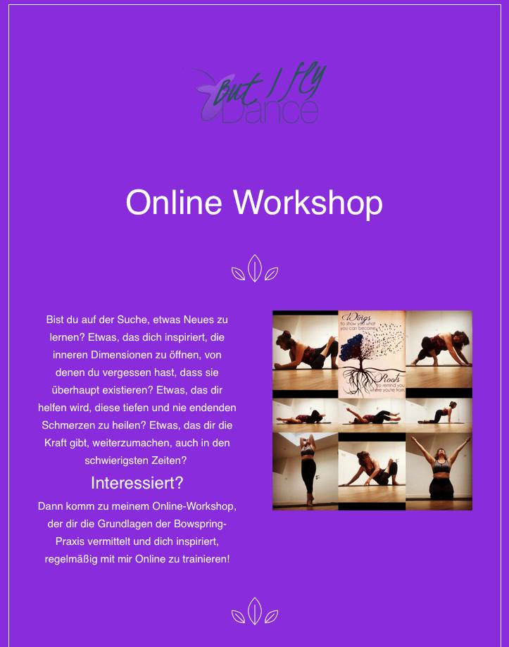 Bowspring Basics Workshop