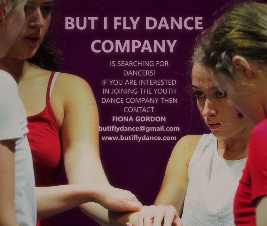 But I Fly Dance - Company