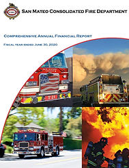 FY 2019-2020 SMC Fire Comprehensive Annual Financial Report 10.14.20 Adop