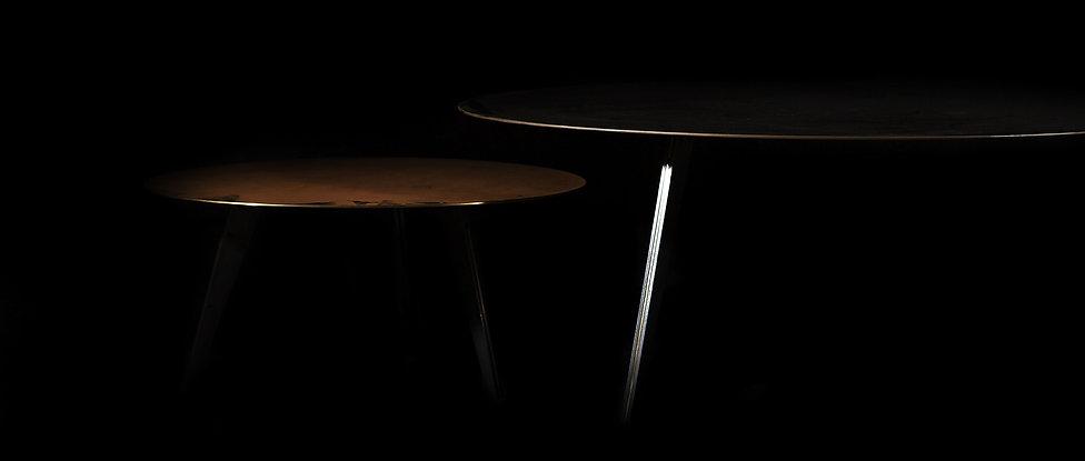 Coffee tables Nuit Parisienne