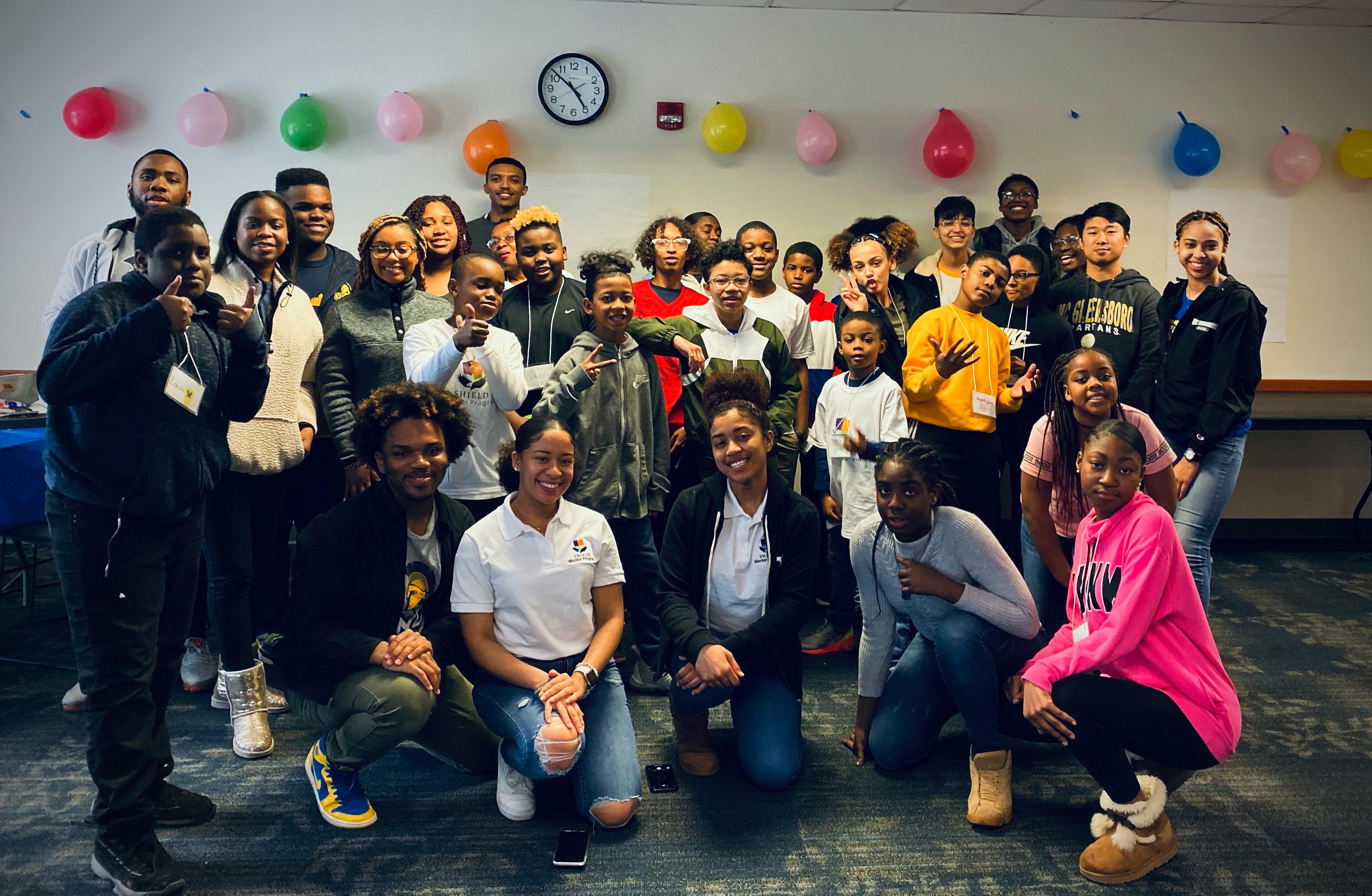 2020 SHIELD Saturday Leadership Academy