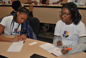 SHIELD Mentor Program Youth Participants