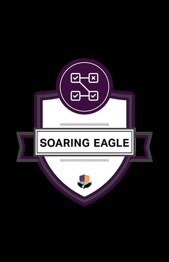 Soaring Eagle Badge