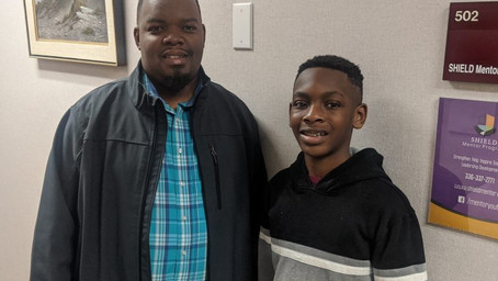 Mentoring Matters: Marcello and Jeremiah's Story