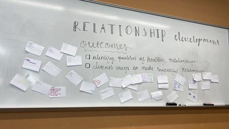 Session 3: Relationship Building Recap