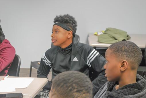 2019 SHIELD Mentor Program Youth Participants