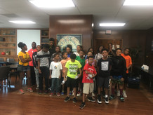 2019 SHIELD Mentor Program Youth Participants