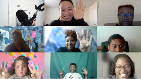 Virtual Mentoring Session Update