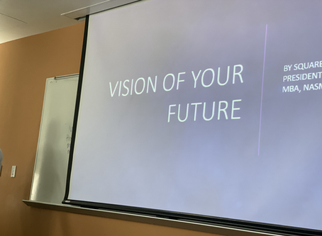 Session 4: Envision Your Future Recap