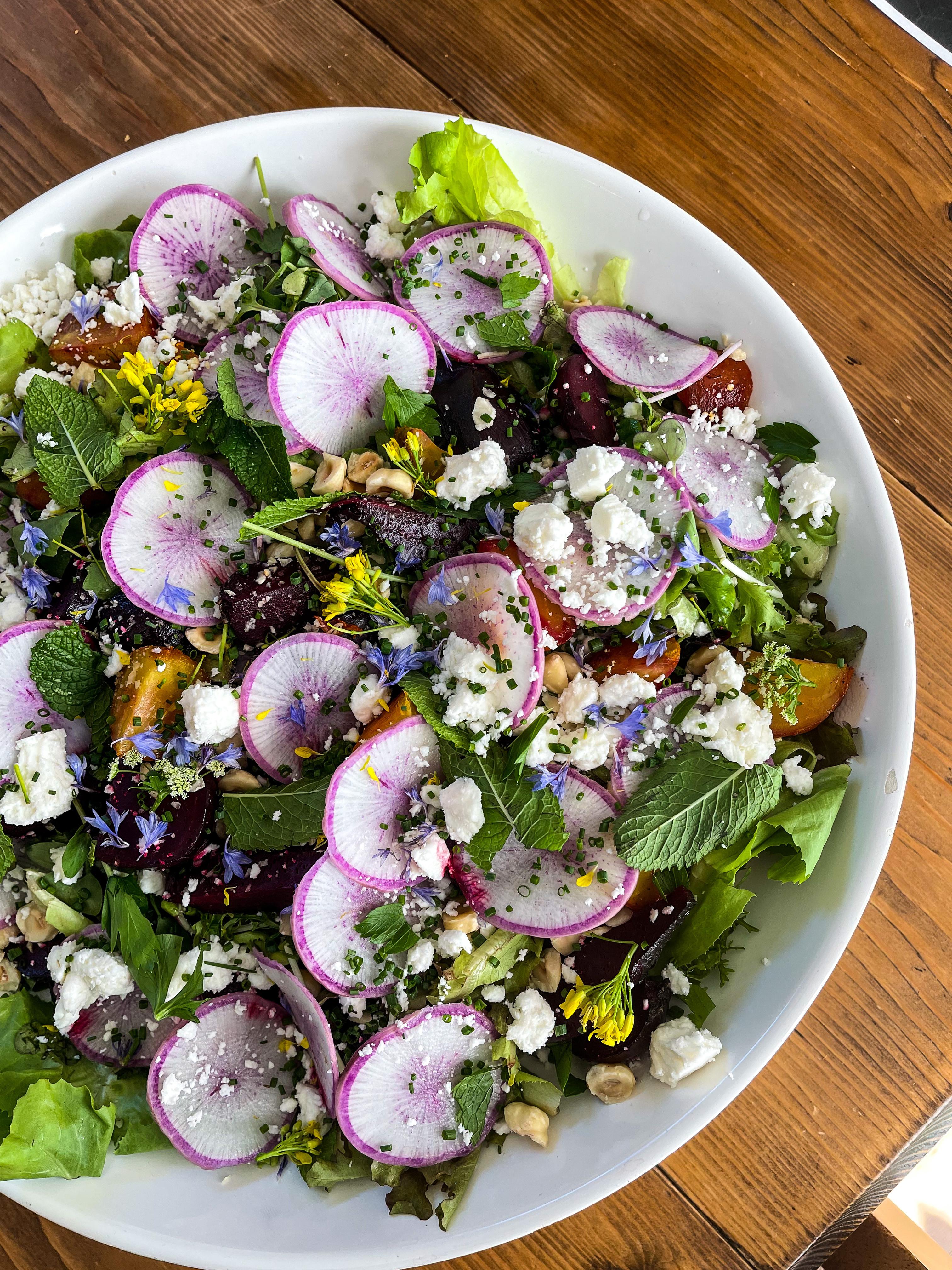 Salad Workshop