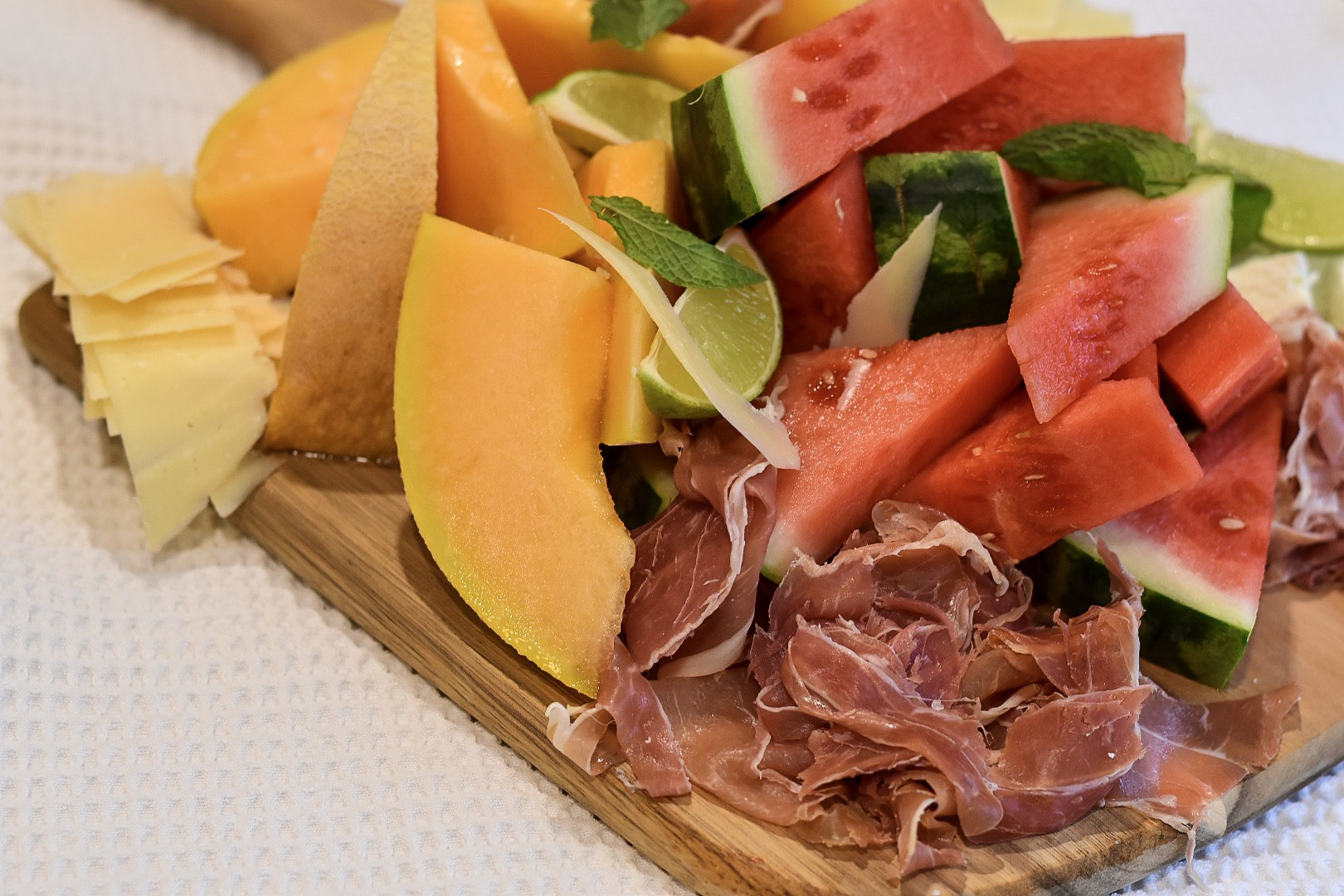 Summer Melon Platter