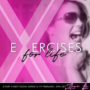 Copy of Exercises for life - Jeni Be - k