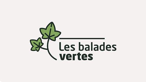 communication - graphiste - les balades vertes - ccas - poitiers