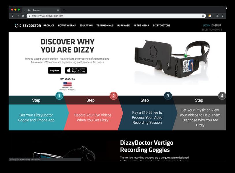 DizzyDoctor.com