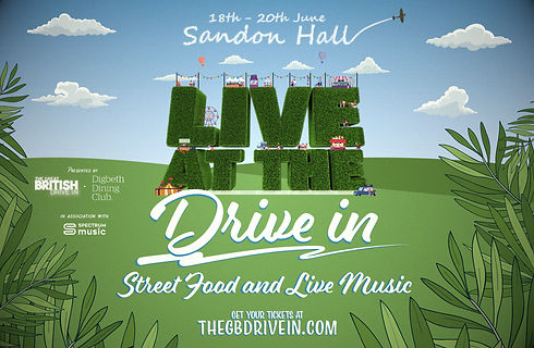 LIVE FROM THE DRIVE IN WHATSON HALF PAGE