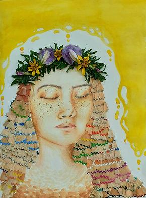 Mother Nature - Shiva (Grade 9 - KKC Cla