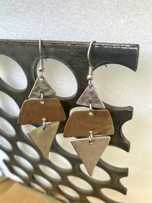 Sliver Earrings