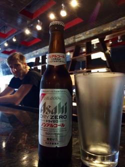 0% Alcohol Asahi Beer