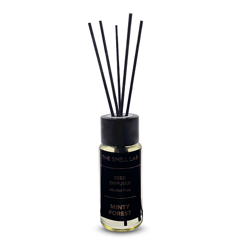 Premium Reed Diffuser - Minty Forest