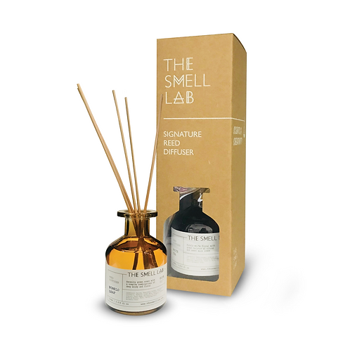 Signature Reed Diffuser - Pamelo Leaf
