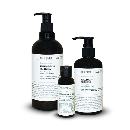 Shampoo // Men - Rosemary & Verbena