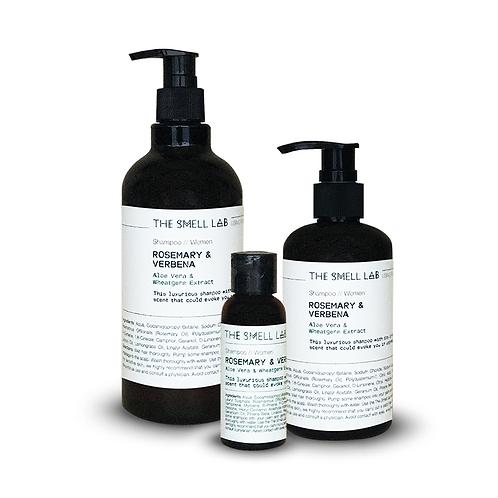 Shampoo // Women - Rosemary & Verbena