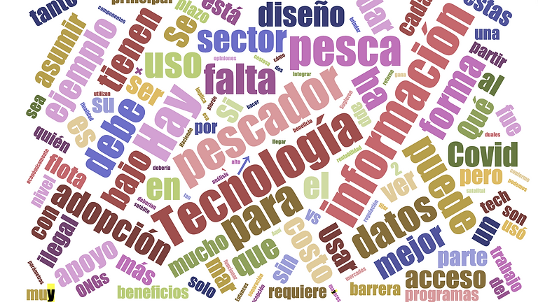 Dialogos de tecnología para pesquerías en América Latina - Número Tres (3)