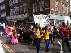Parade at Kingston Carnival