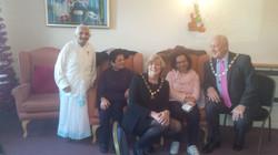 Mayor's Visit 2017