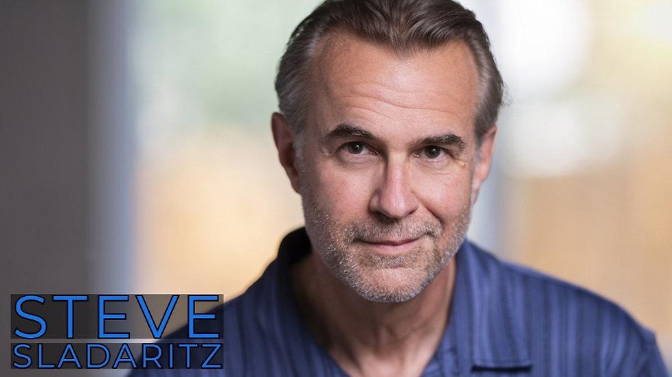 Steve Sladaritz, An Acting Improviser and YouTuber
