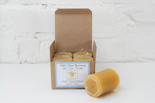 18hr Votive- Box of 4