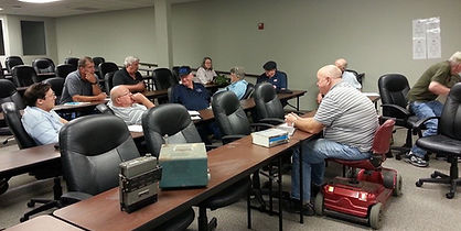 VARC Monthly Meeting