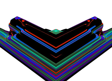 Digital work by Richard McCoy