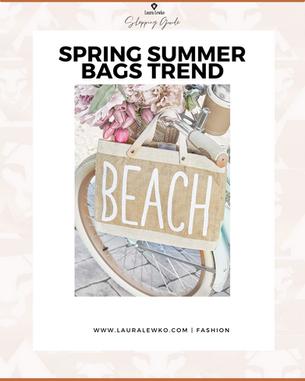 Spring Summer Bangs Trend