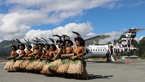 DIRECT FLIGHTS FLIGHTS ARE BACK TO ENGA PROVINCE.