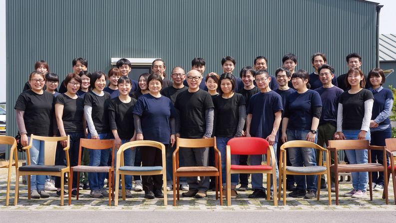木製椅子/宮崎椅子製作所