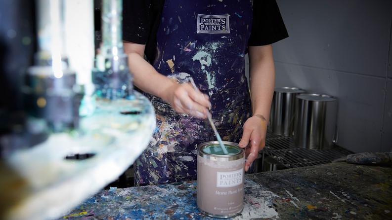 壁塗料/PortersPaint