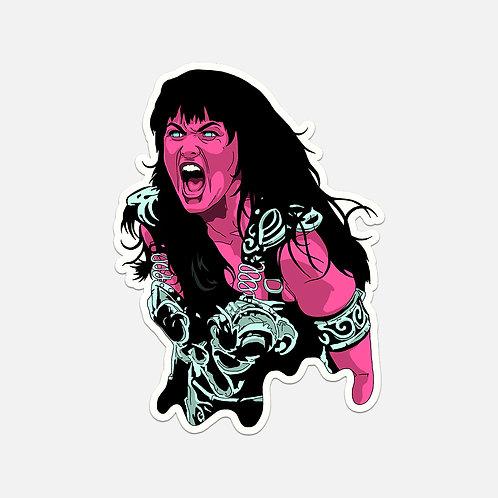 Xena: Warrior Princess Sticker