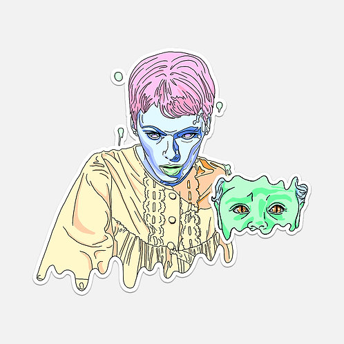 Roseymary's Baby Sticker