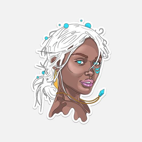 Princess Kida Sticker