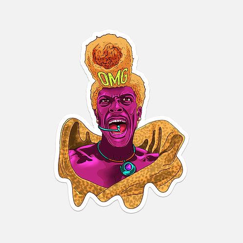 Ruby Rhod Sticker