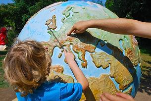 Pirouete Almere Globe