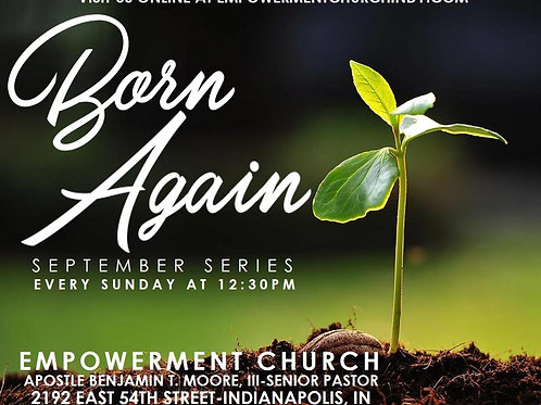 Born Again - DVD Series