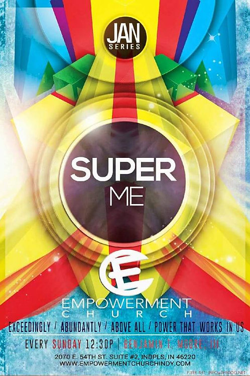 SuperMe - DVD Series