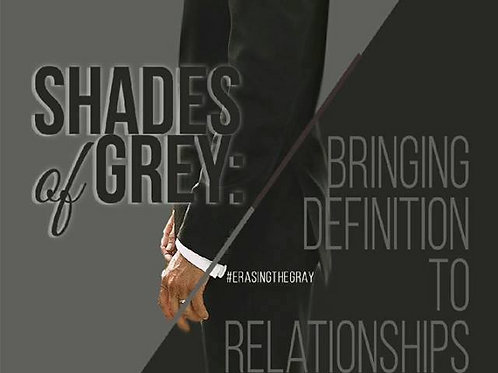 Shades of Grey - DVD Series