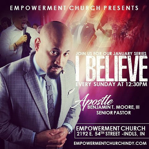 I Believe - DVD Series