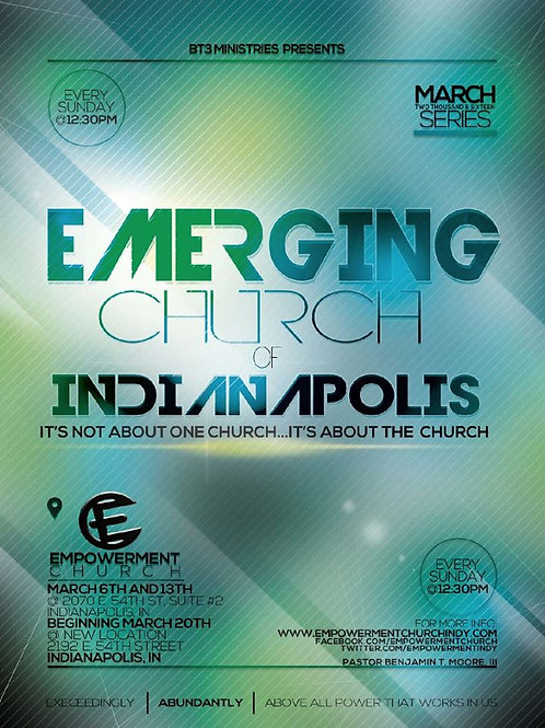 Emerging Church - DVD Series