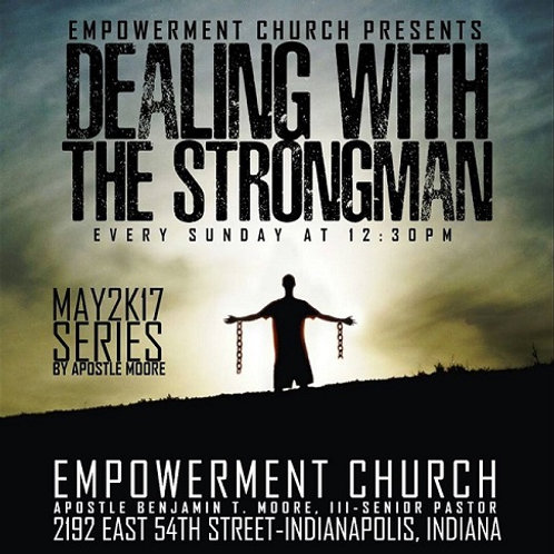 Dealing With The Strongman - CD Series