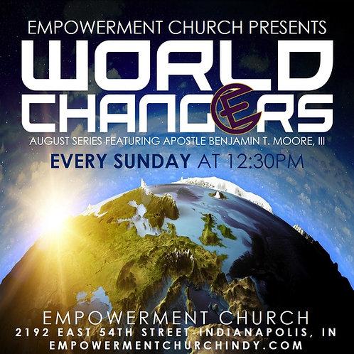 World Changers - CD Series